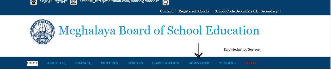 MBOSE Downloads