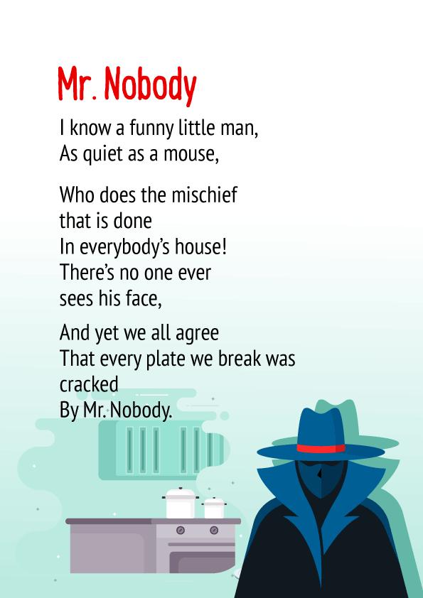 Mr Nobody Poem