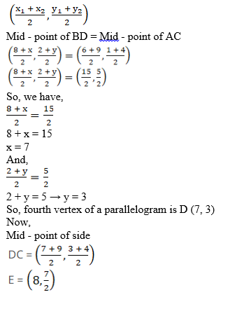 NCERT Exemplar Class 10 Maths Chapter 7 Ex. 7.4 Question 2-1