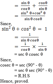 NCERT Exemplar Class 10 Maths Chapter 8 Ex. 8.3 Question 7
