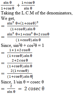 NCERT Exemplar Class 10 Maths Chapter 8 Ex. 8.3 Question 1