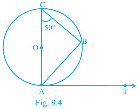 NCERT Exemplar Class 10 Maths Chapter 9 Ex. 9.1 Question 3
