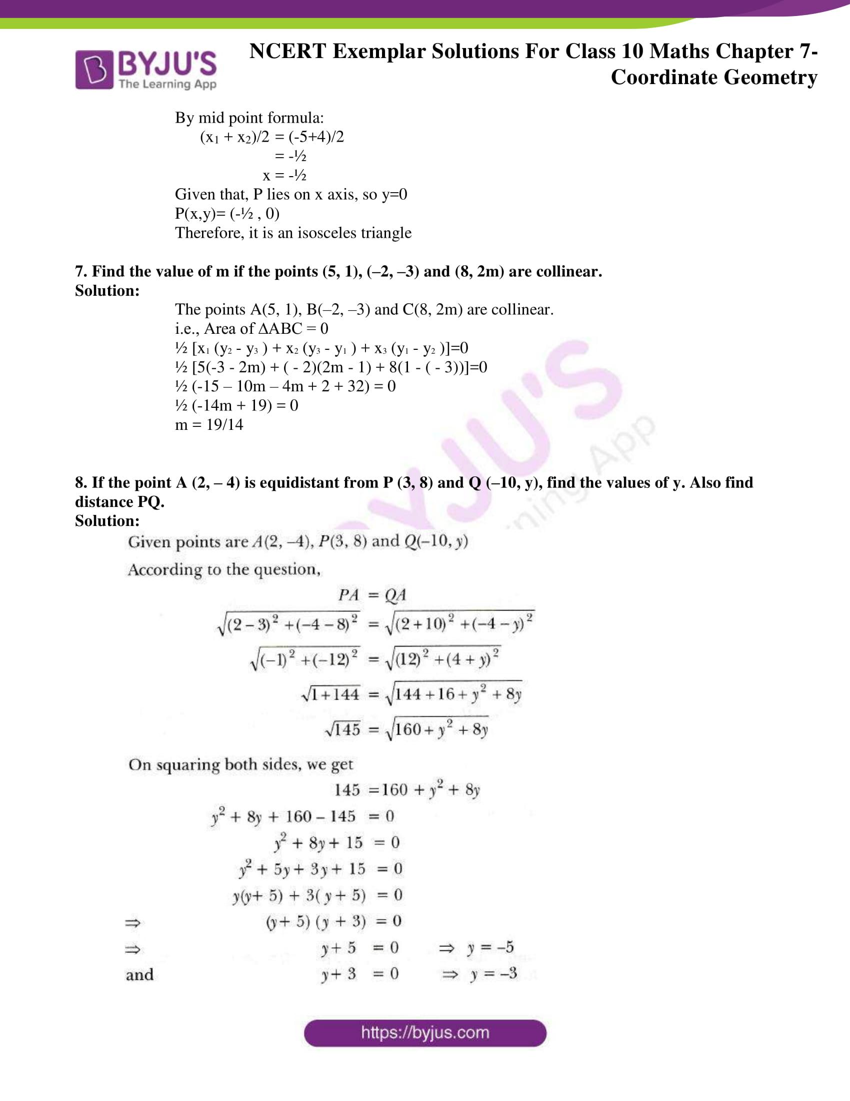 ncert exemplar solution for class 10 maths chapter 7