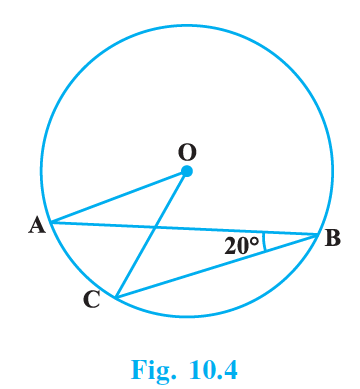 NCERT Exemplar Solutions Class 9 Maths Chapter 10 Exercise 10.1-4