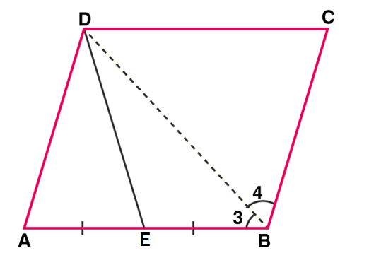 NCERT Exemplar Solutions Class 9 Maths Chapter 8 Exercise 8.3-3