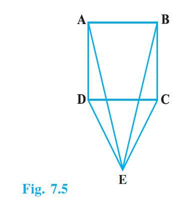 NCERT Exemplar Solutions For Class 9 Maths Chapter 7 Exercise 7.3-3
