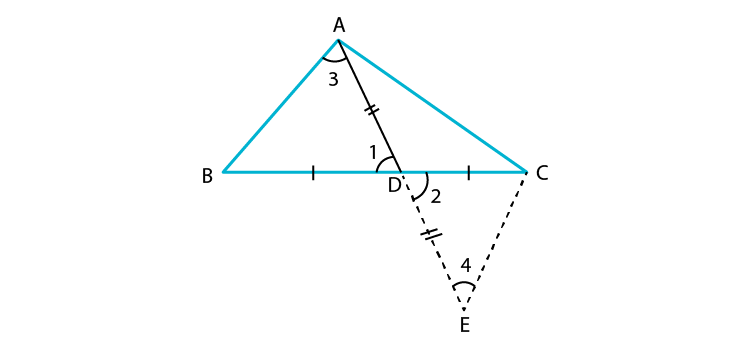 NCERT Exemplar Solutions For Class 9 Maths Chapter 7 Exercise 7.4-11