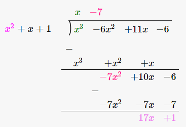 R D Sharma Solutions For Class 10 Maths Chapter 2 Polynomials ex 2.3 - 1