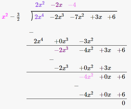 R D Sharma Solutions For Class 10 Maths Chapter 2 Polynomials ex 2.3 - 10