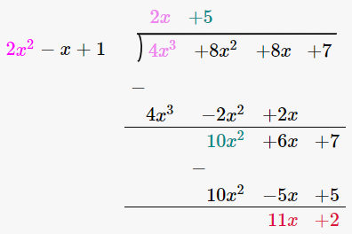R D Sharma Solutions For Class 10 Maths Chapter 2 Polynomials ex 2.3 - 3