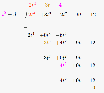 R D Sharma Solutions For Class 10 Maths Chapter 2 Polynomials ex 2.3 - 5