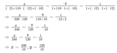 R D Sharma Solutions For Class 10 Maths Chapter 3 Pair of Linear Equations in Two Variables ex 3.9 - 4
