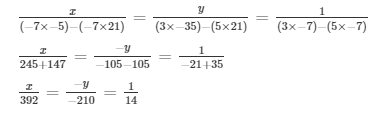 R D Sharma Solutions For Class 10 Maths Chapter 3 Pair of Linear Equations in Two Variables ex 3.11 - 2