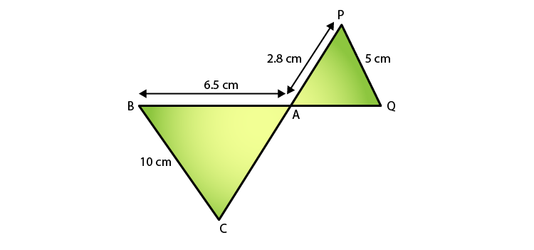 R D Sharma Solutions For Class 10 Maths Chapter 4 Triangles ex 4.6 - 2