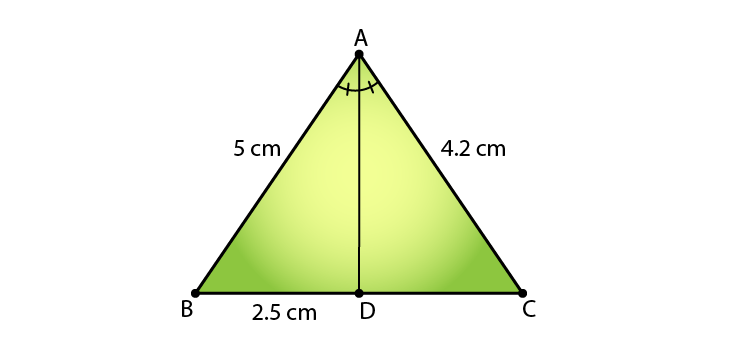 R D Sharma Solutions For Class 10 Maths Chapter 4 Triangles ex 4.3 - 1