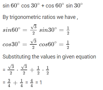 R D Sharma Solutions For Class 10 Maths Chapter 5 Trigonometric Ratios ex 5.2 - 2