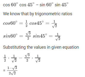 R D Sharma Solutions For Class 10 Maths Chapter 5 Trigonometric Ratios ex 5.2 - 3