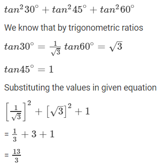 R D Sharma Solutions For Class 10 Maths Chapter 5 Trigonometric Ratios ex 5.2 - 6