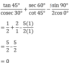 R D Sharma Solutions For Class 10 Maths Chapter 5 Trigonometric Ratios ex 5.2 - 23