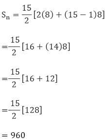 R D Sharma Solutions For Class 10 Maths Chapter 9 Arithemetic Progressions ex 9.6 - 9