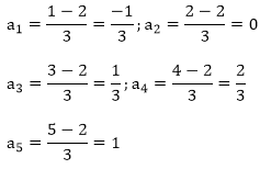 R D Sharma Solutions For Class 10 Maths Chapter 9 Arithemetic Progressions ex 9.1 - 2