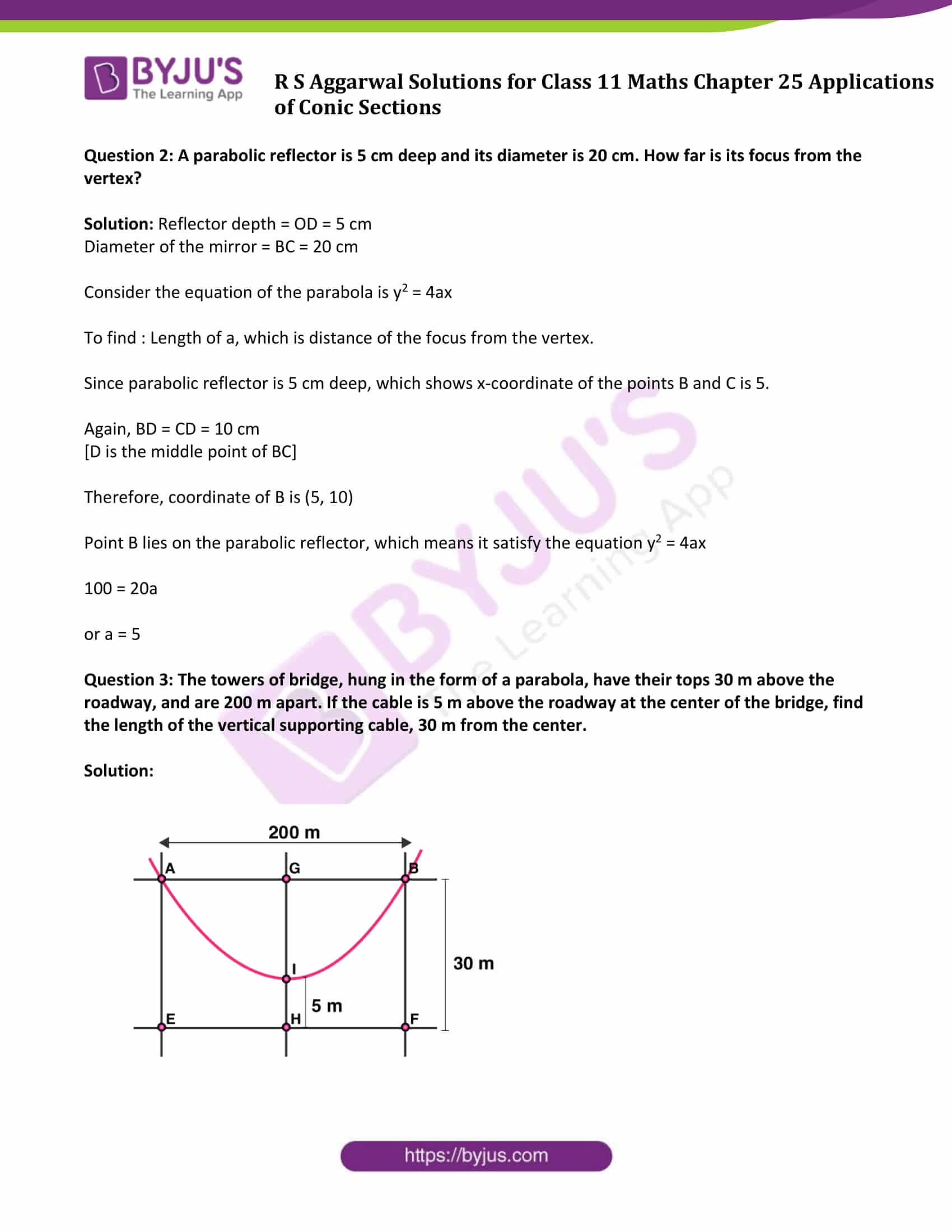 rs aggarwal solution class 11 maths chapter 25