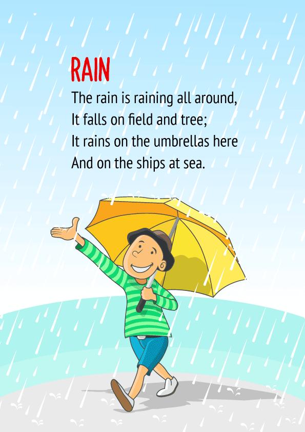 Rain Poem