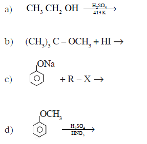 RBSE Class 12 Chemistry Important Question 16