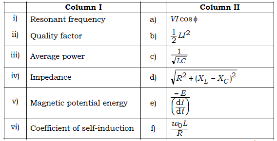 RBSE Class 12 Physics Important Question 28