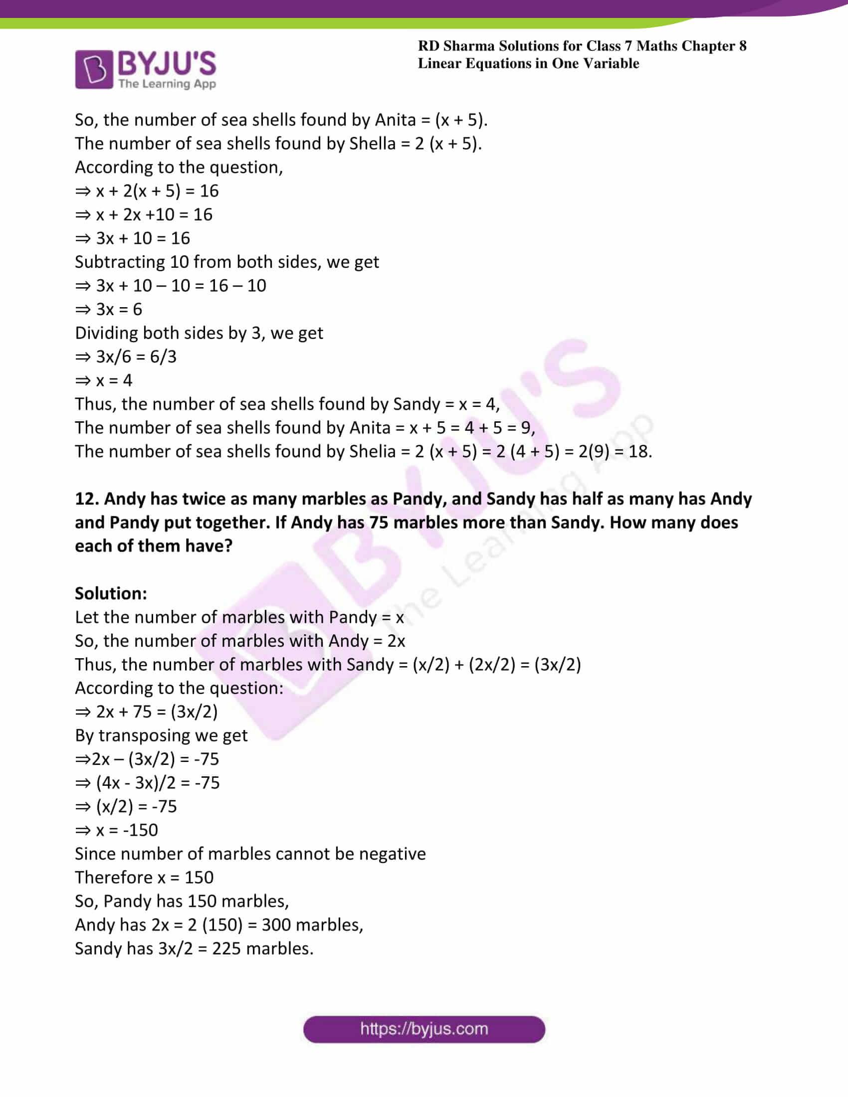 rd sharma class 7 maths solution chapter 8 ex 4