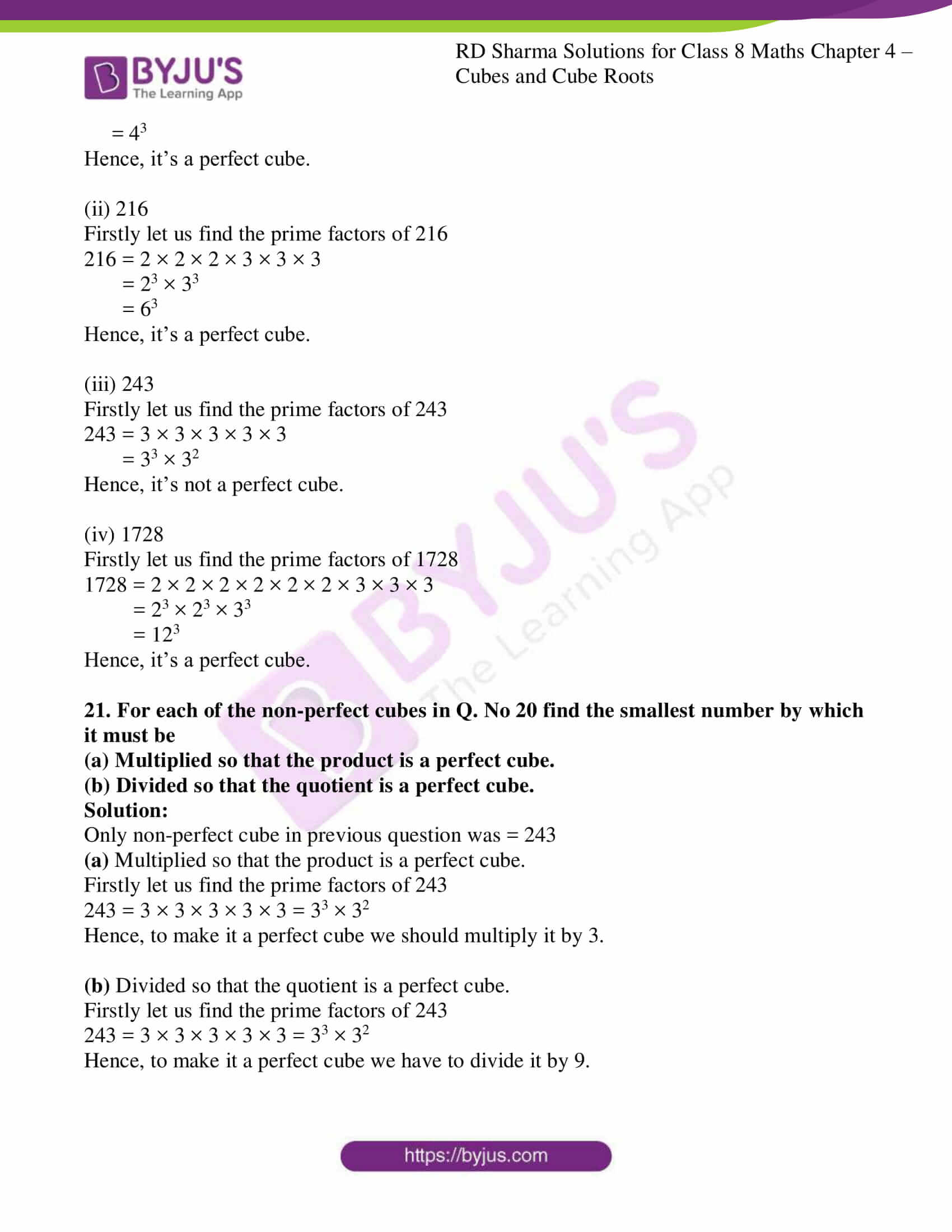 rd sharma class 8 maths chapter 4