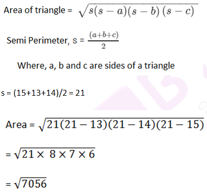 RD sharma class 9 maths chapter 12 ex 12.1 solution 3
