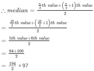 RD sharma class 9 maths chapter 24 ex 24.3 question 2