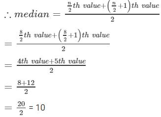RD sharma class 9 maths chapter 24 ex 24.3 question 7