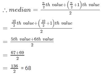 RD sharma class 9 maths chapter 24 ex 24.3 question 8