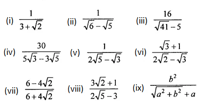 RD sharma class 9 maths chapter 3 ex 3.2 question 3