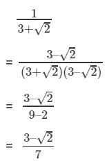 RD sharma class 9 maths chapter 3 ex 3.2 question 3 part 1