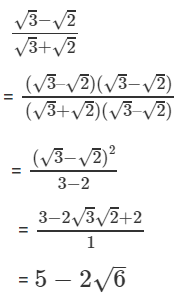 RD sharma class 9 maths chapter 3 ex 3.2 question 4 part 1