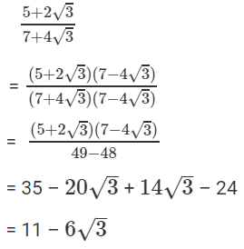 RD sharma class 9 maths chapter 3 ex 3.2 question 4 part 2