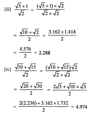 RD sharma class 9 maths chapter 3 ex 3.2 question 2 solution