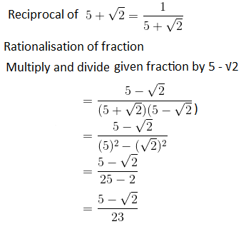 rd sharma class 9 maths chapter 3 Short answers question 2