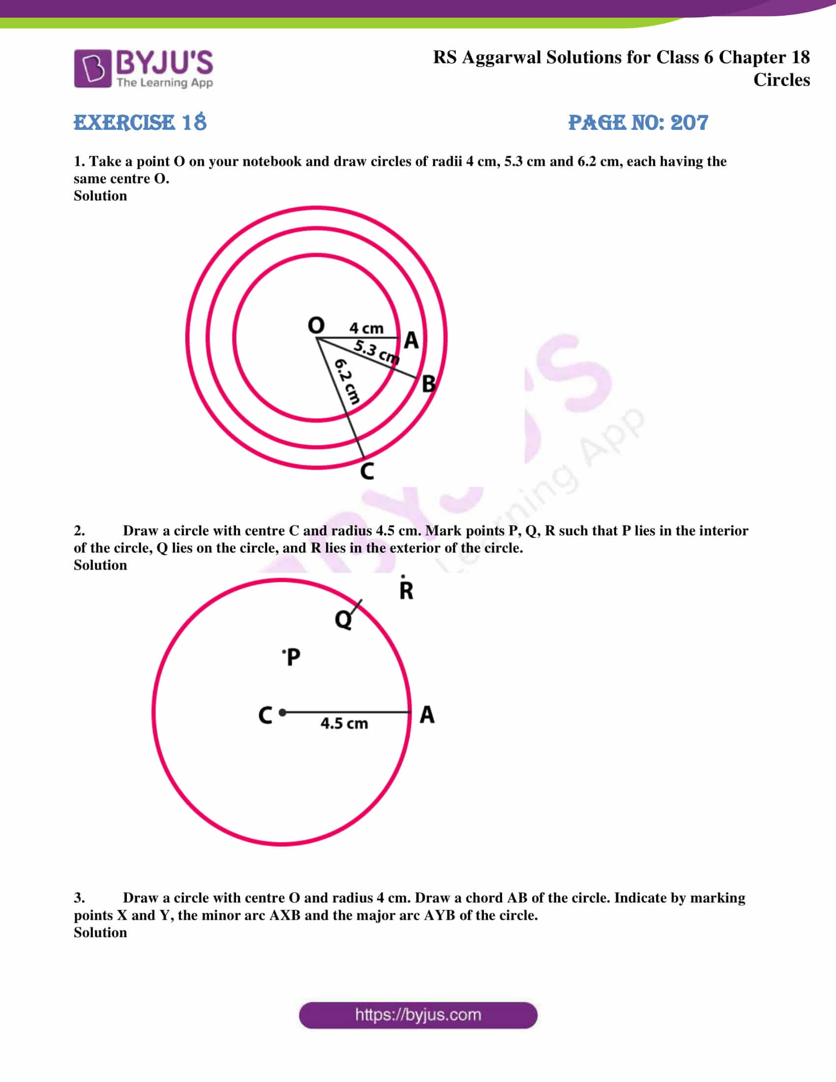 rs aggarwal solution class 6 maths chapter 18