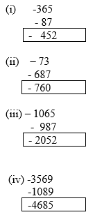 RS Aggarwal Solutions For Class 6 Maths Chapter 4 Exercise 4B-2