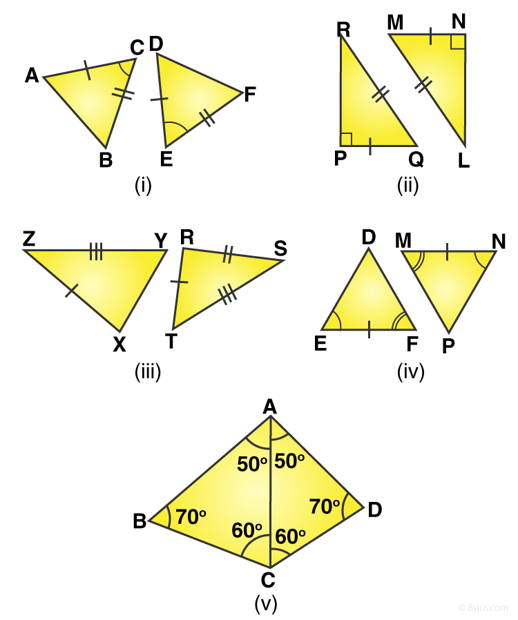 RS Aggarwal Solutions for Class 7 Mathematics chapter 16 Congruence Image 1