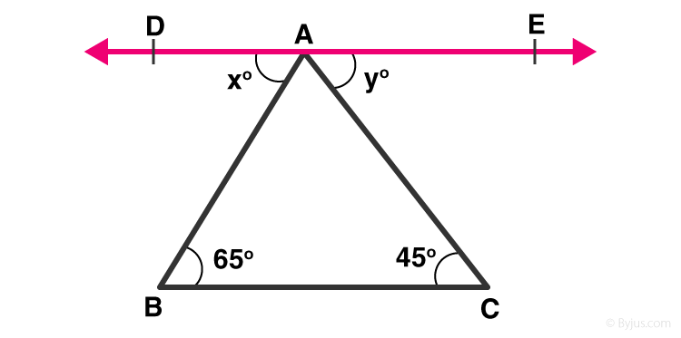 RS Aggarwal Solutions for Class 7 Mathematics chapter 14 Properties of Parallel Lines Image 5