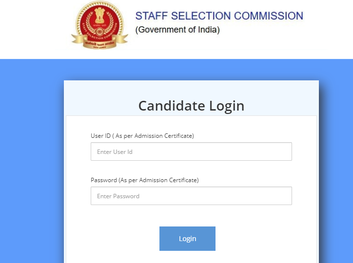 SSC CGL Result Download - 2