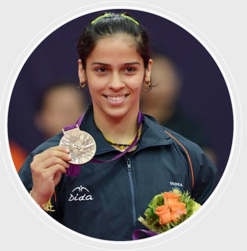 Saina Nehwal - Badminton Player