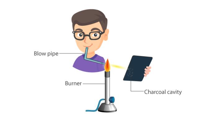 Charcoal Cavity Test