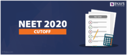 NEET 2020 Cut off
