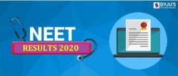 NEET Results 2020